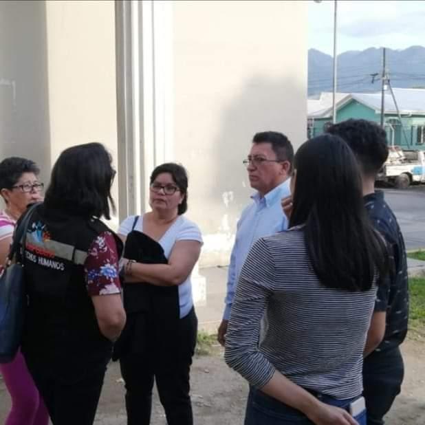 ¡Culpable! El policía que agredió a la periodista Dunia Montoya
