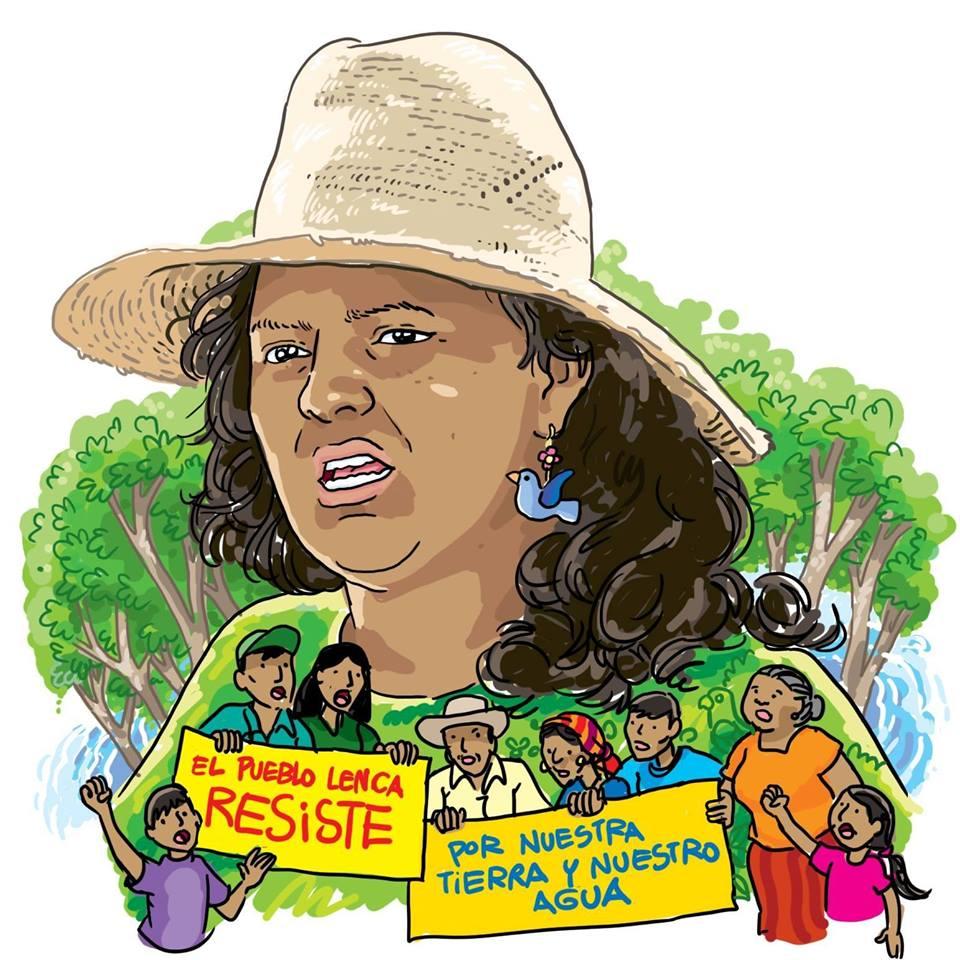 Asesinan a Líder indígena, Berta Cáceres
