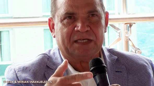 Periodista David Romero