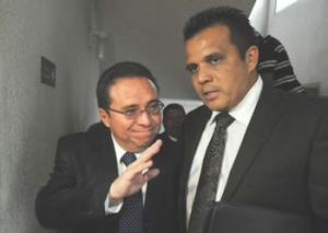 Suspenden jueza que llevaba caso de Flores Lanza