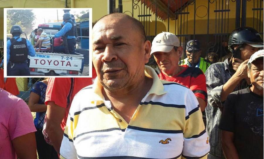 Asesinan al presidente del MUCA en Colón, Honduras
