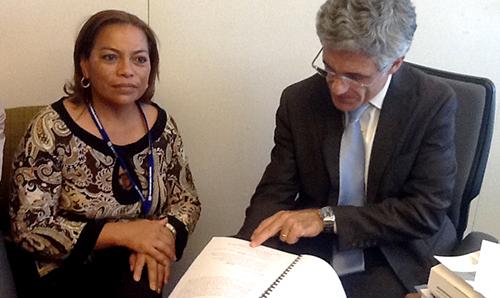 OIT enviará misión de evaluación a Honduras por derechos laborales