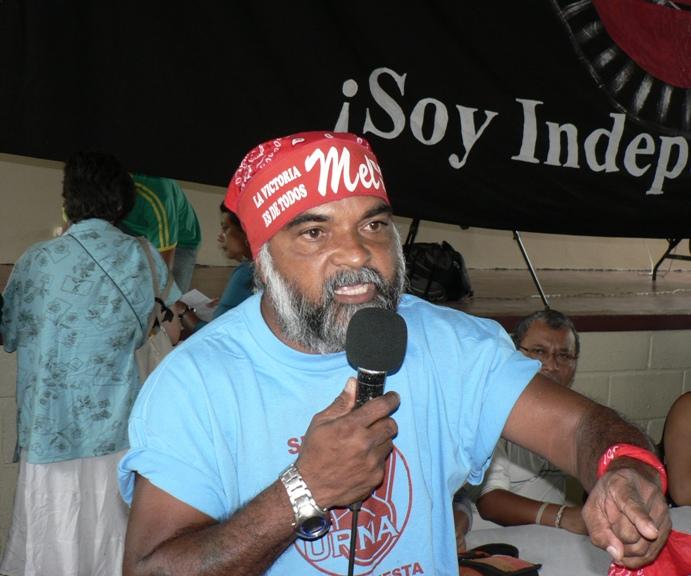 Asesinan a simbolo de la resistencia hondureña