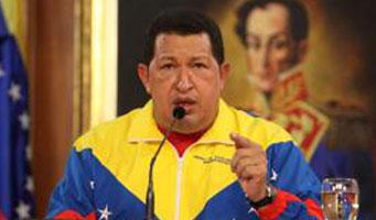Chávez denuncia que presidente de Ecuador está secuestrado