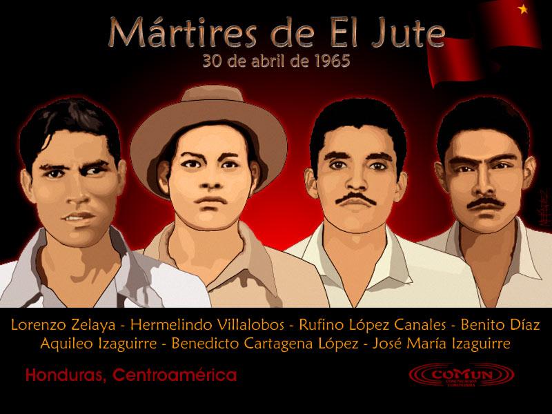 martires de el jute