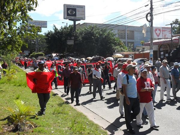 FNRP cumple con éxito jornada de movilización a nivel nacional