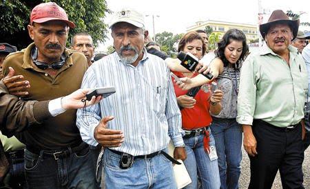 Juan Barahona, retrato de un lider obrero hondureño