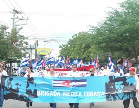 Honduras: Brigadas médicas cubanas, 16 años de apoyo solidario