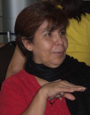 """Mirna Perla Jiménez y Luis Nieto: """"Nos interesa contribuir en el esclarecimiento de la verdad y analizar el contexto de las violaciones a los DDHH"""""""