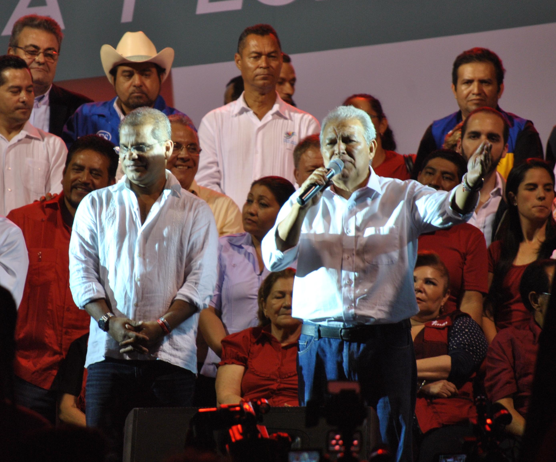 Destacada Delegación de la Resistencia de Yoro en Elecciones de El Salvador