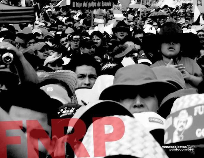 Movimiento Popular Hondureño prepara movilizaciones para el 24 de enero