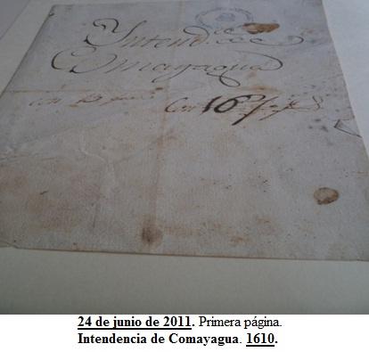 Más manuscrito coloniales para refutar historiadores del Archivo Nacional