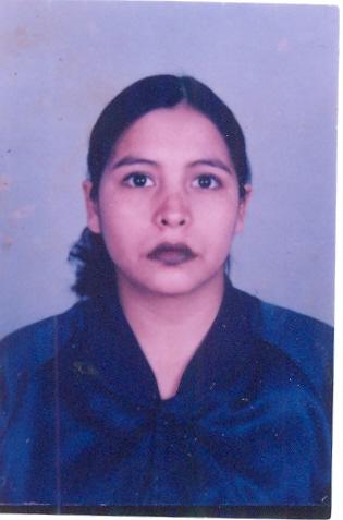 Elvira Maribel Perdomo Santo