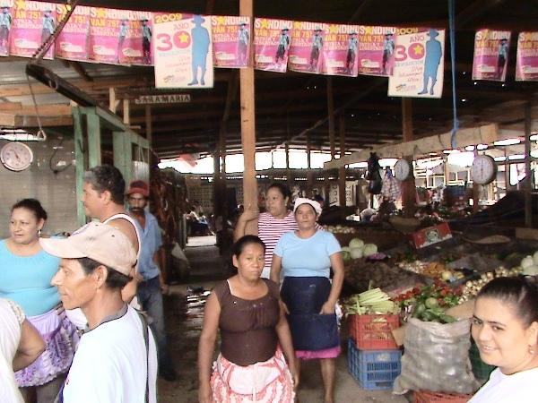 Comerciantes de Ocotal se solidarizan con hondureños y desmienten publicación de CNN