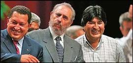 La Alternativa Bolivariana para los Pueblos de Nuestra América (ALBA)