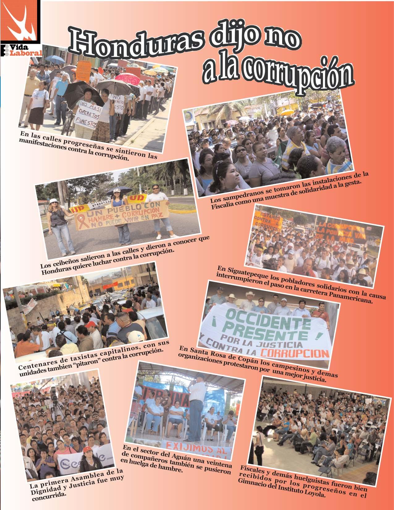 pagina2rp34315.pagina2-Honduras dijo NO a la corrupción