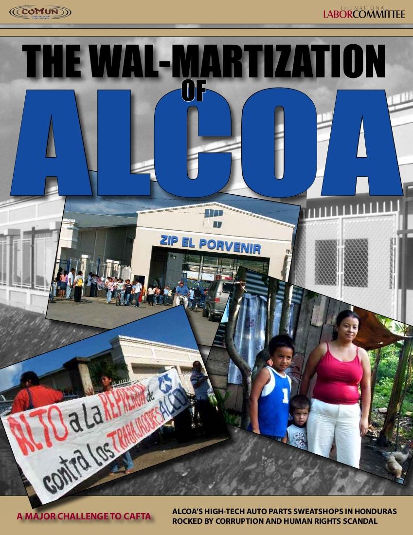 Informe de ALCOA 2007