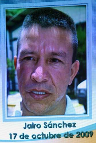 HONDURAS / VIDEO: Hace un año asesinaron a Jairo Sánchez, presidente sindical de Sitrainfop