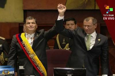 Rafael Correa: América Latina ya no es el patio trasero de nadie