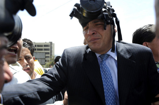Estado de excepción en Ecuador tras el intento de golpe de Estado al Presidente Correa