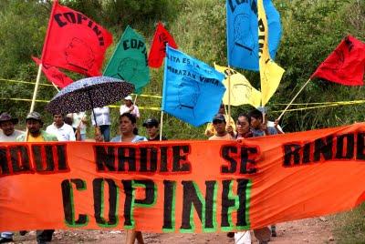 Consejo Cívico de Organizaciones Populares e Indígenas de Honduras (COPINH)