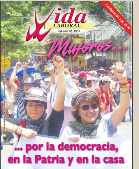 Edición 52: Mujeres por la Democracia en la Patria y en la Casa