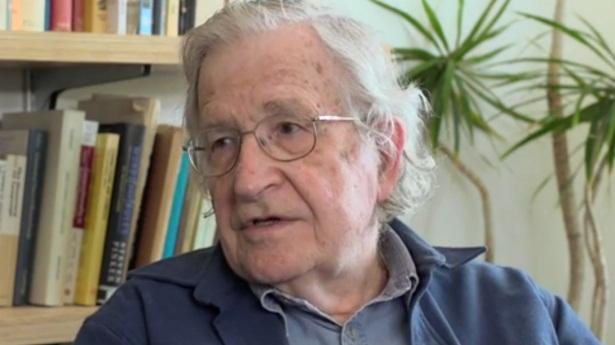 "Chomsky: ""EEUU brinda a Israel apoyo militar, político e ideológico"""
