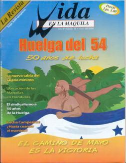 Edición 14: Huelga del 54, 50 años de lucha