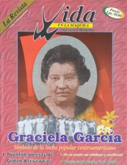 Edición 18: Graciela García símbolo de lucha popular Centroamericana