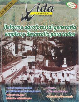 Edición 19: Reforma Agroforestal