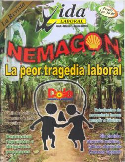 Edición 21: NEMAGON la peor tragedia laboral