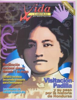 Edición 25: Visitación Padilla y su paso por la historia de Honduras