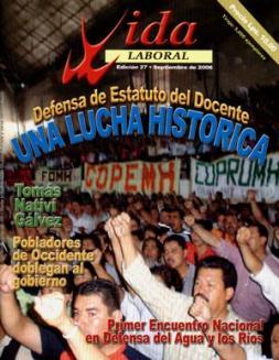 Edición 27: Defensa de Estatuto del Docente, Una Lucha Histórica