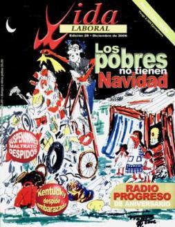 Edición 28: Los pobres no tienen Navidad