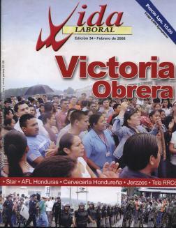 Edición 34: Historia Obrera – Edición Febrero 2008