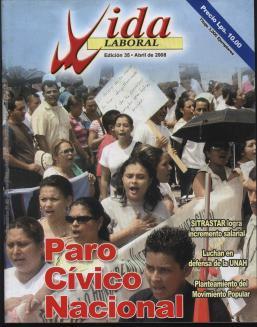 Edición 35: Paro Cívico Nacional – Edición Abril 2008
