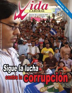 Edición 37: Sigue la lucha contra la corrupción