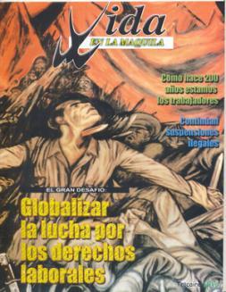 Edición 8: Globalizar la lucha por los derechos laborales