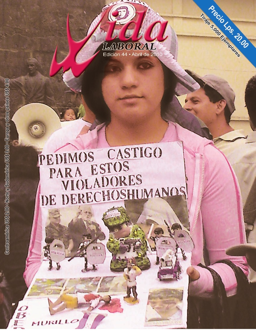 Edición 44: Pedimos castigo para los violadores de Derechos Humanos